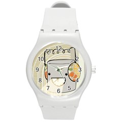 Happy Beam Plastic Sport Watch (medium)