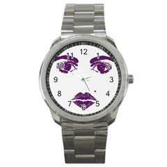 Beauty Time Sport Metal Watch