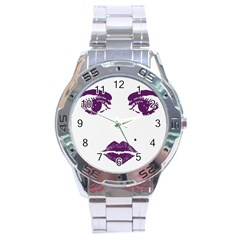 Beauty Time Stainless Steel Watch