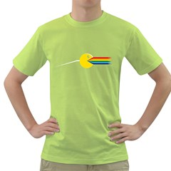 The Pacside Mens  T-shirt (Green)
