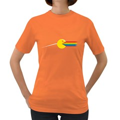 The Pacside Womens' T Shirt (colored)