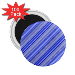 Lines 2 25  Button Magnet (100 Pack)