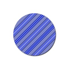 Lines Drink Coasters 4 Pack (round)
