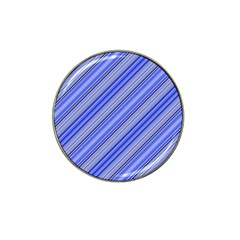 Lines Golf Ball Marker (for Hat Clip)
