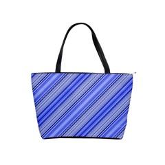 Lines Large Shoulder Bag