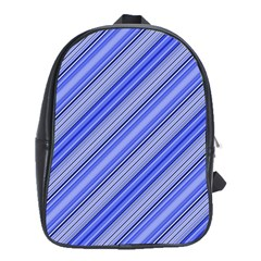 Lines School Bag (large)