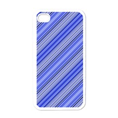 Lines Apple Iphone 4 Case (white)