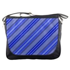 Lines Messenger Bag