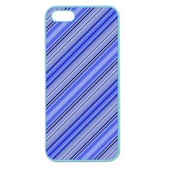 Lines Apple Seamless Iphone 5 Case (color)