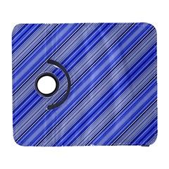 Lines Samsung Galaxy S  III Flip 360 Case
