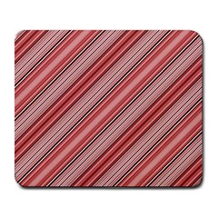 Lines Large Mouse Pad (Rectangle)