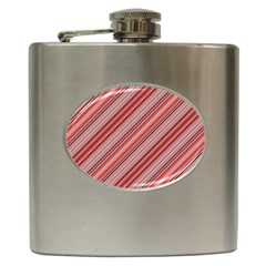 Lines Hip Flask