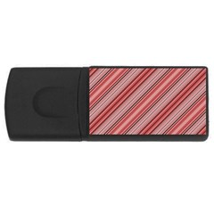 Lines 1GB USB Flash Drive (Rectangle)