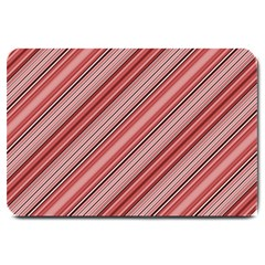 Lines Large Door Mat