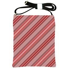 Lines Shoulder Sling Bag