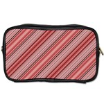 Lines Travel Toiletry Bag (Two Sides) Front