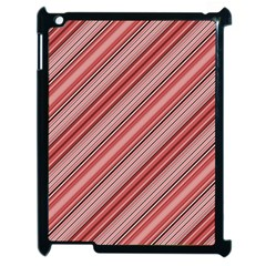 Lines Apple iPad 2 Case (Black)