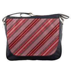 Lines Messenger Bag