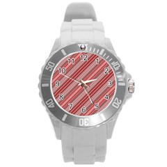 Lines Plastic Sport Watch (Large)
