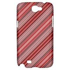 Lines Samsung Galaxy Note 2 Hardshell Case
