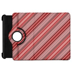 Lines Kindle Fire HD 7  Flip 360 Case