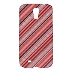 Lines Samsung Galaxy S4 I9500/I9505 Hardshell Case