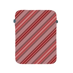 Lines Apple iPad Protective Sleeve