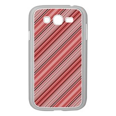 Lines Samsung Galaxy Grand Duos I9082 Case (white)