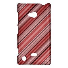 Lines Nokia Lumia 720 Hardshell Case