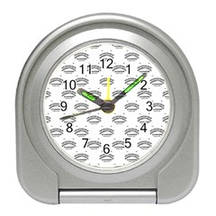 Talking Board Desk Alarm Clock
