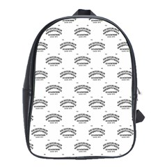 Talking Board School Bag (Large)