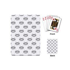 Talking Board Playing Cards (Mini)