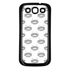 Talking Board Samsung Galaxy S3 Back Case (Black)