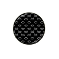 Talking Board Golf Ball Marker 4 Pack (for Hat Clip)