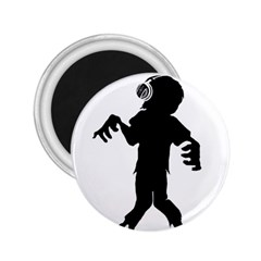 Zombie boogie 2.25  Button Magnet