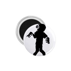 Zombie boogie 1.75  Button Magnet