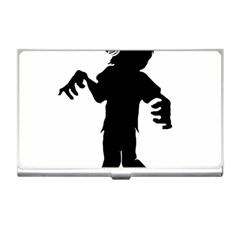 Zombie Boogie Business Card Holder