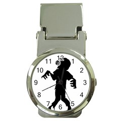 Zombie boogie Money Clip with Watch