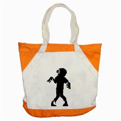 Zombie boogie Accent Tote Bag
