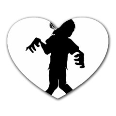 Zombie boogie Mouse Pad (Heart)
