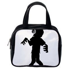 Zombie boogie Classic Handbag (One Side)