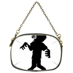 Zombie boogie Chain Purse (Two Sided)