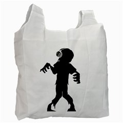 Zombie boogie Recycle Bag (Two Sides)