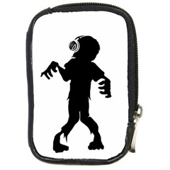 Zombie boogie Compact Camera Leather Case