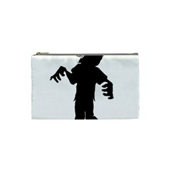 Zombie boogie Cosmetic Bag (Small)