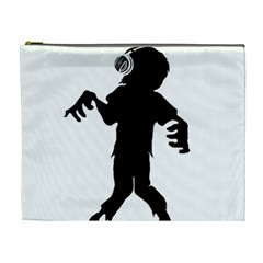 Zombie Boogie Cosmetic Bag (xl)