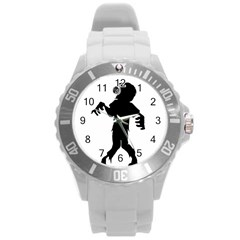 Zombie Boogie Plastic Sport Watch (large)