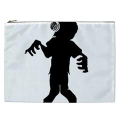 Zombie boogie Cosmetic Bag (XXL)