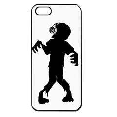 Zombie boogie Apple iPhone 5 Seamless Case (Black)