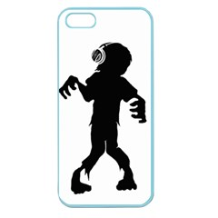 Zombie Boogie Apple Seamless Iphone 5 Case (color)